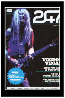 247 MAGAZINE FRONT COVER