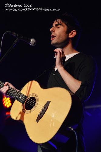 JOE JONES - WARWICK FOLK FESTIVAL 2012