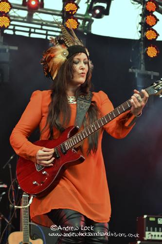 PANIC ROOM - CAMBRIDGE ROCK FESTIVAL 2012
