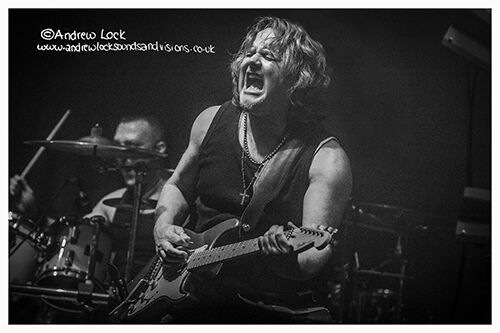 NICK BARRETT (PENDRAGON) - LEAMINGTON ASSEMBLY 2009