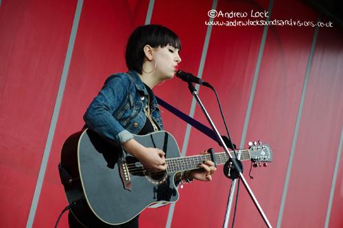 ROSIE SAMARAS - PLOUGH BEER FESTIVAL 2014