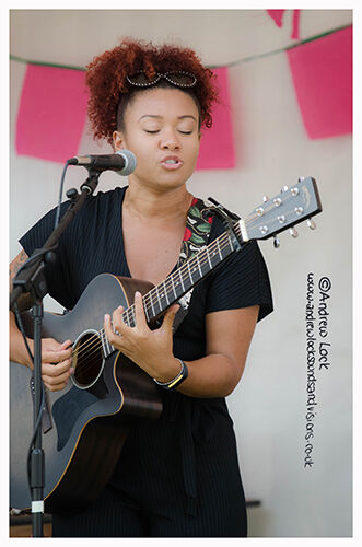 TAYLOR-LOUISE - ART IN THE PARK FESTIVAL, LEAMINGTON SPA 2018