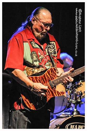 STEVE CROPPER WITH THE ANIMALS - LEAMINGTON ASSEMBLY 2011