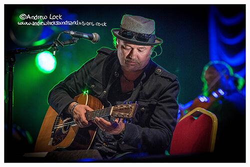 THE LEVELLERS - CROPREDY 2018
