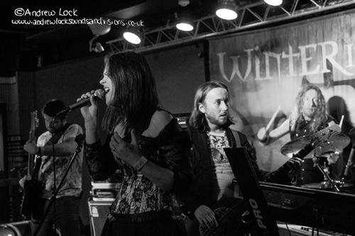 WINTER IN EDEN - ZEPHYR LOUNGE, LEAMINGTON SPA 2014