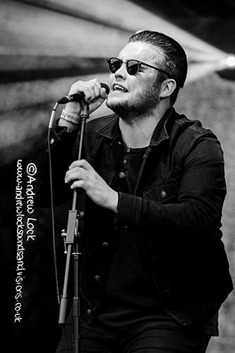 YES SUNSHINE - NAPTON FESTIVAL 2015
