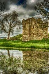 Hopton Castle