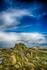Cairn Stapeley Hill Portrait