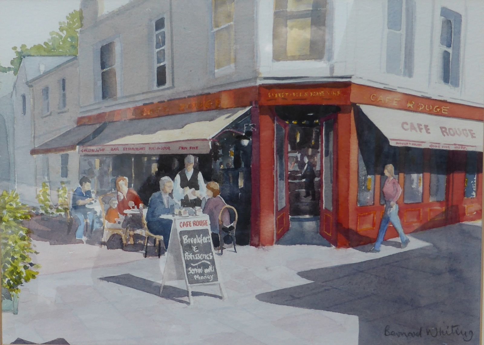 Cafe Rouge, Reigate