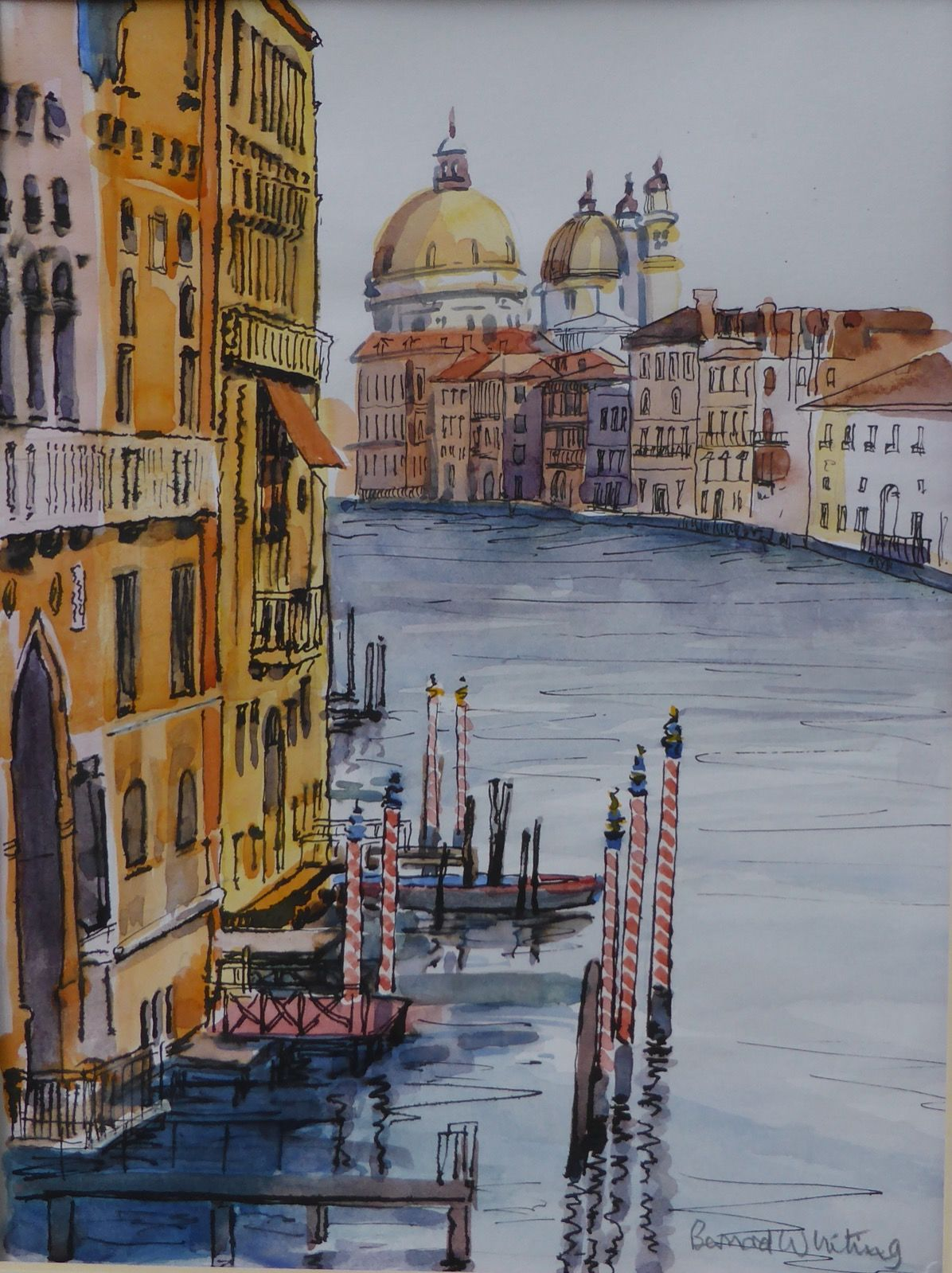 La Salute, Grand Canal, Venice