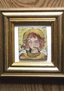 15 framed angel Iris Davies