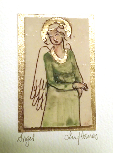 19 angel Iris Davies