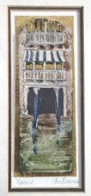 22 raku Venice picture by Iris Davies