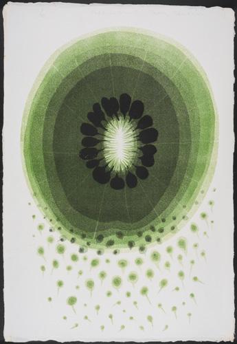 Polination 1 print by Tadek Beutlich