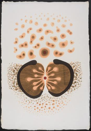 Pollination 2 print by Tadek Beutlich