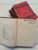 Dickens Ethel Mairet nee Partrdge signed 1895
