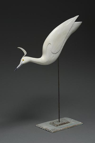Stalking Egret by Stephen Henderson