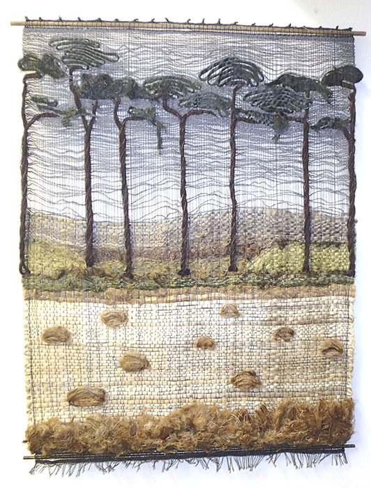 Cornfield by Fay Hankins