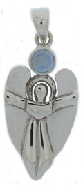 Giving Angel pendant