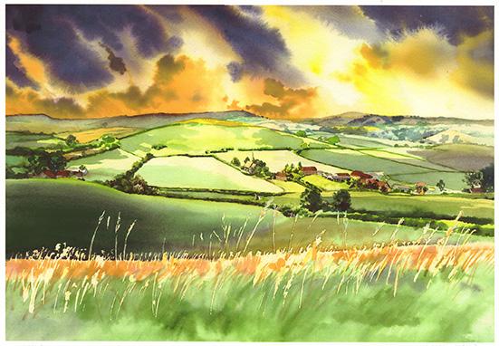 Light Emerging...Dorset