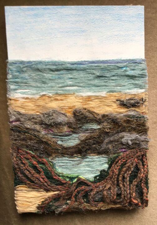 Rock Pools by Fay Hankins