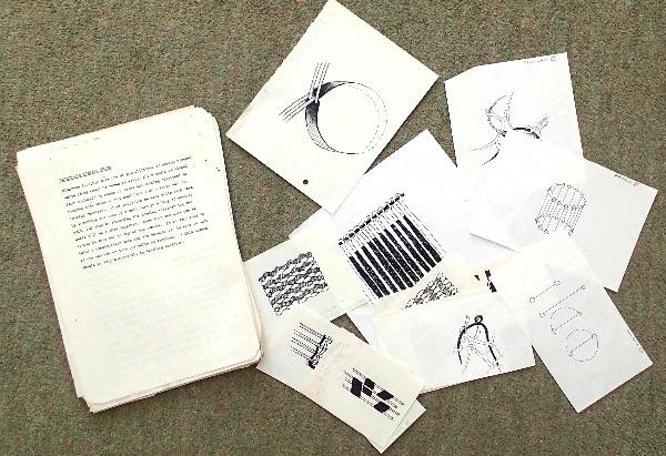 Tadek Beutlich manuscripts