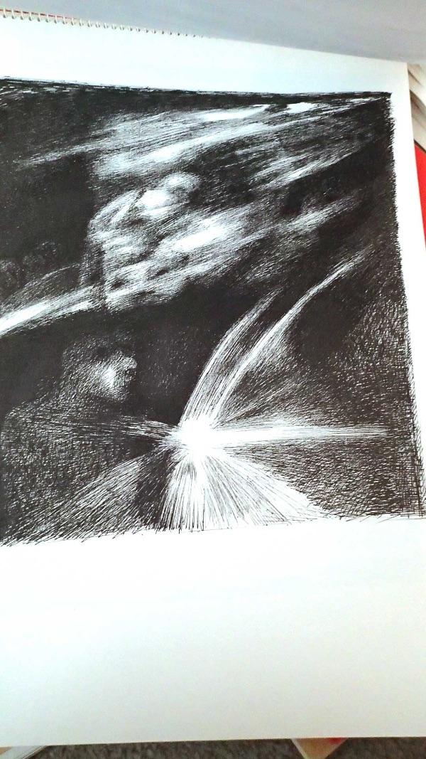 Tadek Beutlich sketches