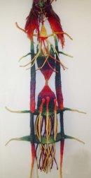 'Vertical Shape 3' (detail) by Tadek Beutlich