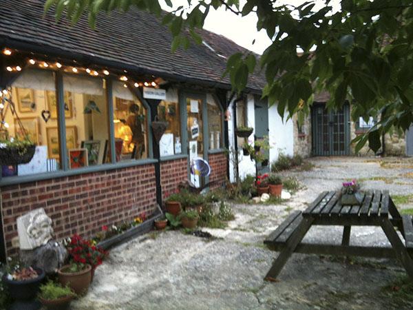 Vision Gallery at Sharlands Farm