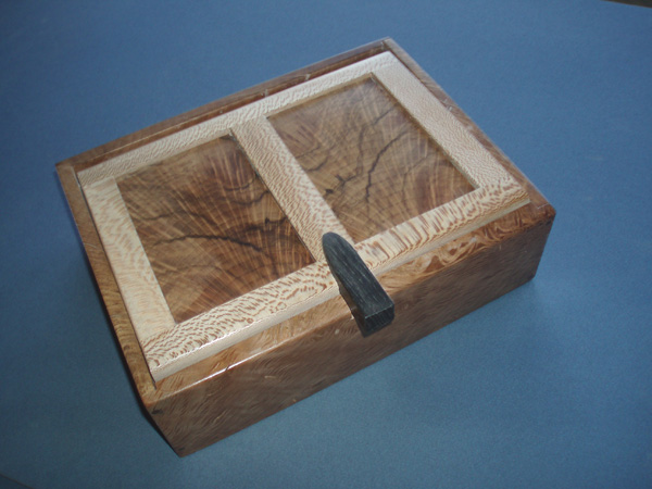 Jewellery  Box by David Baker