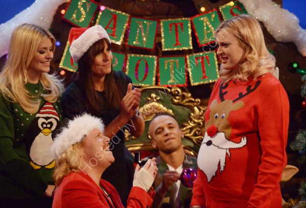 Celebrity Juice Christmas Special