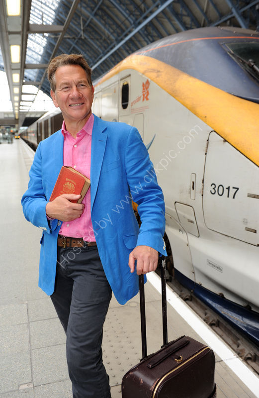 Great Continental Railway Journeys with Michael Portillo