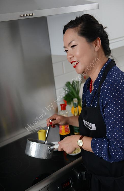 Uyen Luu - Photographed with LEISURE Range Cookers