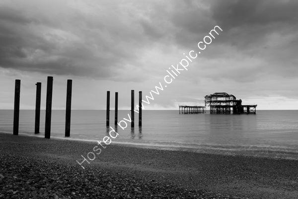 West Pier in Brighton