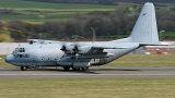US Navy  Lockheed KC-130T  163591