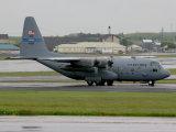 USAF Lockheed C-130H Hercules 74-2065