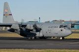 USAF     Lockheed C130H Hercules     87-9287