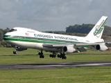 Evergreen International Airlines   Boeing 747-212B(SCD)    N487EV