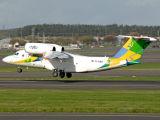 K S Avia Antonov AN-74(A)  YL-KSB