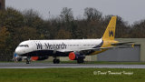 Monarch Airlines   Airbus A.321-231    G-OZBH