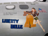 """B-17G Flying Fortress """"Liberty Belle""""  N390TH"""