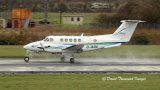Beech 200 Super Kingair   G-IASM