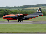 Cavok Air  Antonov  AN-12BP  UR-CKL