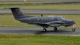 US Army  Beechcraft 200T  N44U