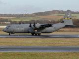 USAF Lockheed-Martin C-130J-30 Hercules 07-46310
