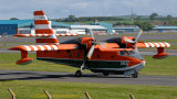 Buffalo Airways Ltd  Canadair CL215  C-FAYU