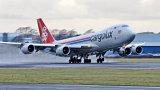 "Cargolux Boeing 747-8R7F  LX-VCI   ""City of Troisvierges"""