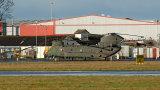 RAF  Boeing  CH-47F  Chinook    ZK550