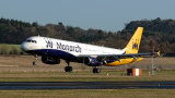 Monarch Airlines    Airbus A.321-231      G-ZBAG
