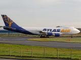 Atlas Air  Boeing 747-2D7BF   N528MC